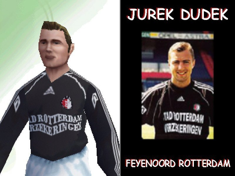 Feyenoord goally kit