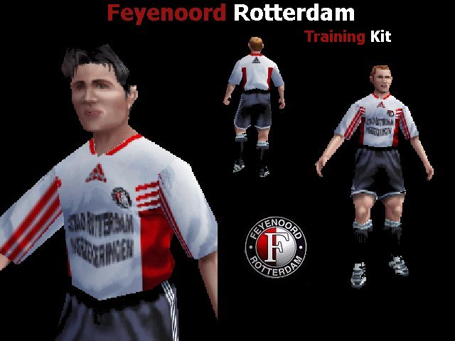 Feyenoord training kit